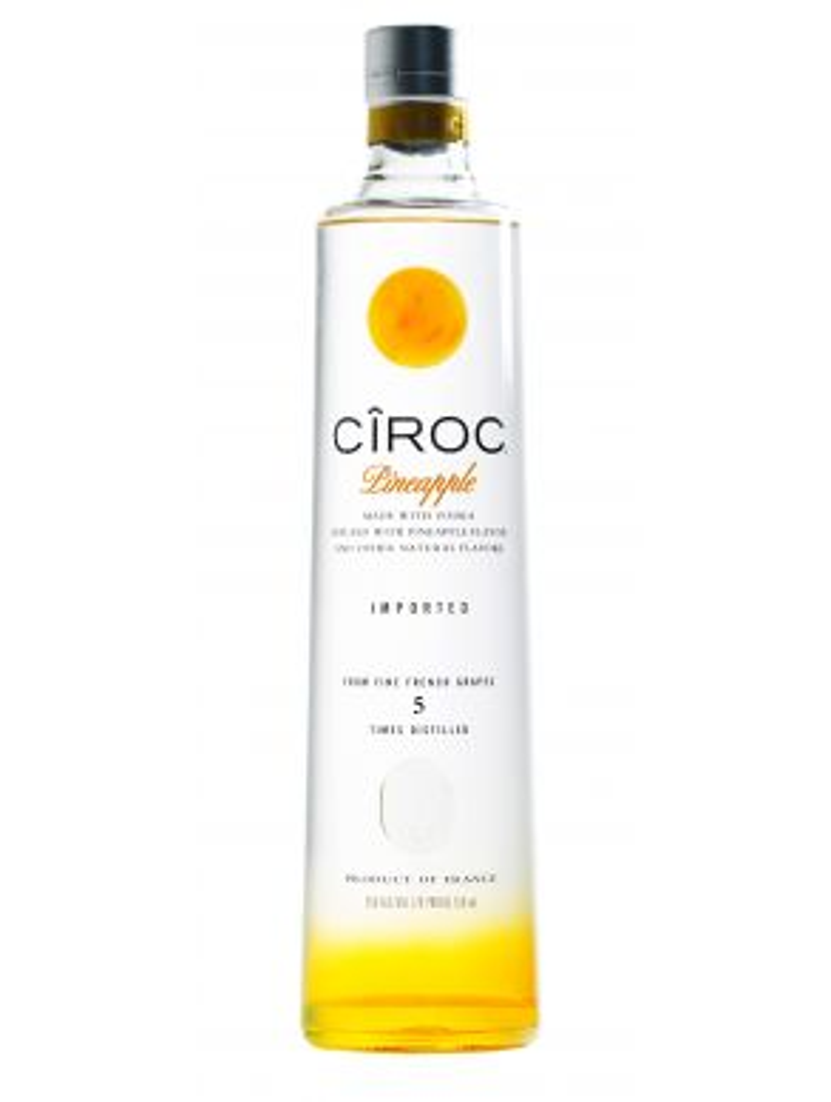 Ciroc Vodka Pineapple 70cl