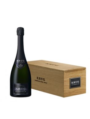 Krug Clos D Ambonnay 1998 Vintage Champagne 75cl Wood Gift Box