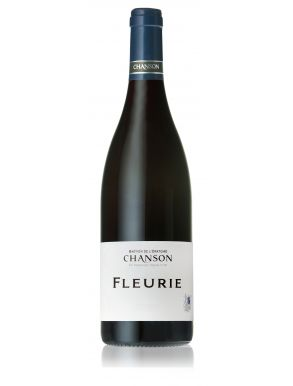 Domaine Chanson Fleurie 2012 Red Wine 75cl
