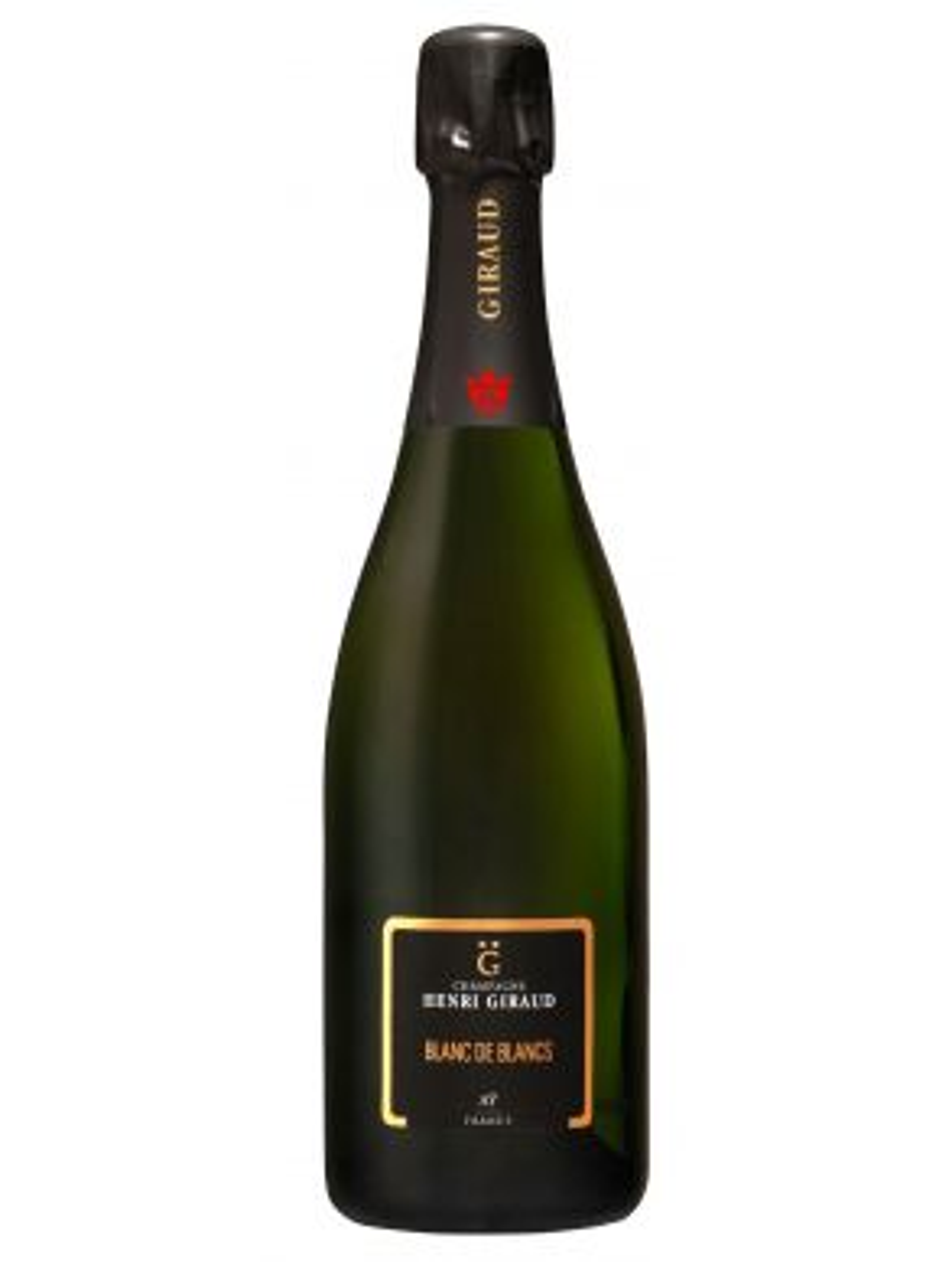 Henri Giraud Blanc de Blancs Champagne NV 75cl