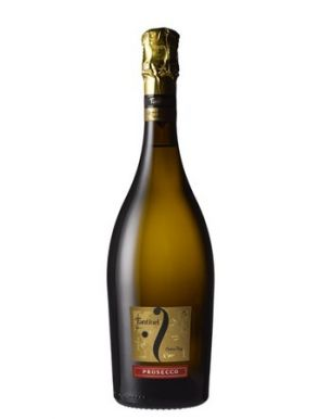 Fantinel Extra Dry Prosecco Italian Sparkling Wine NV 75cl