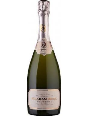 Graham Beck Methode Cap Classique Brut Rosé Sparkling Wine 75cl
