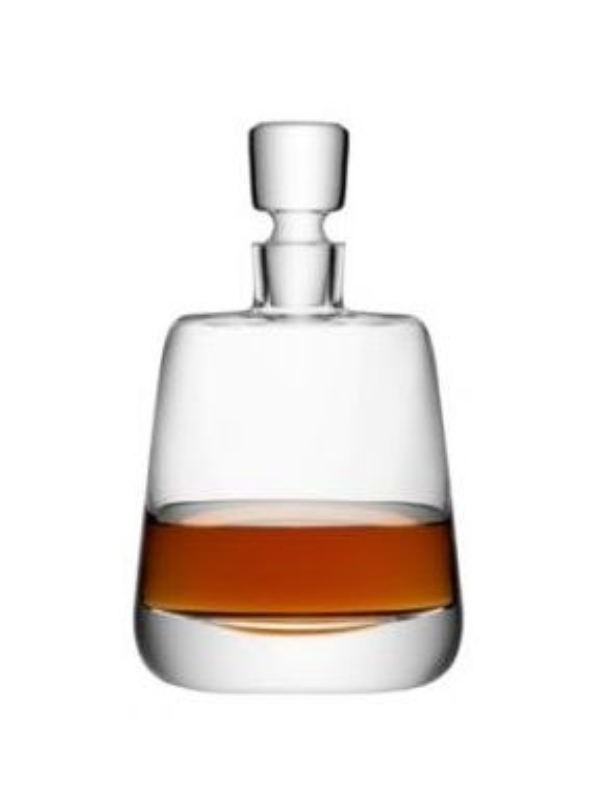 LSA Madrid Decanter Glass - Clear 1.6L Gift Box