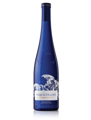 Mar de Frades 2015 Albarino Wine 75cl