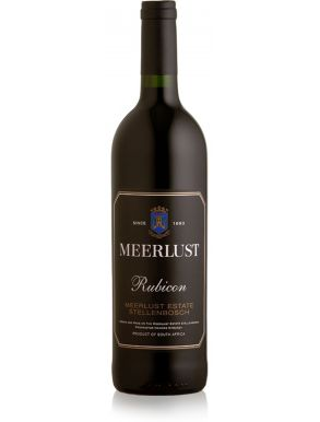 Meerlust Estate Rubicon 2014 Red Wine South Africa 75cl