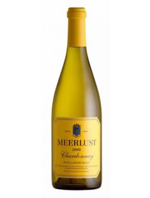 Meerlust Estate 2016 Chardonnay White Wine South Africa 75cl