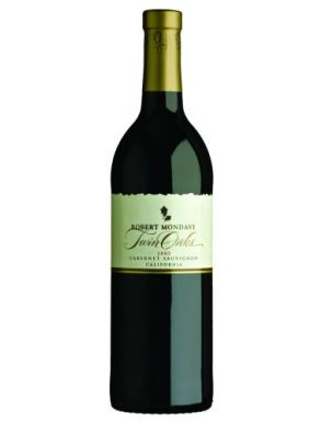 Robert Mondavi Twin Oaks Cabernet Sauvignon 2013 Wine California