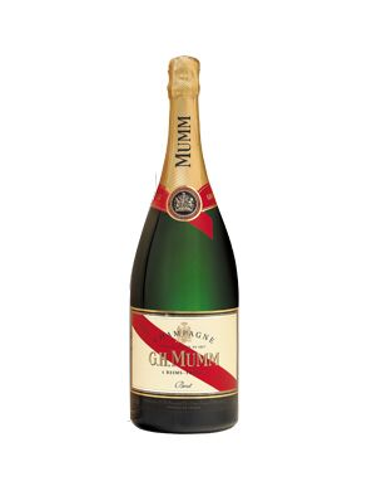 Mumm Magnum Cordon Rouge Champagne NV 150cl