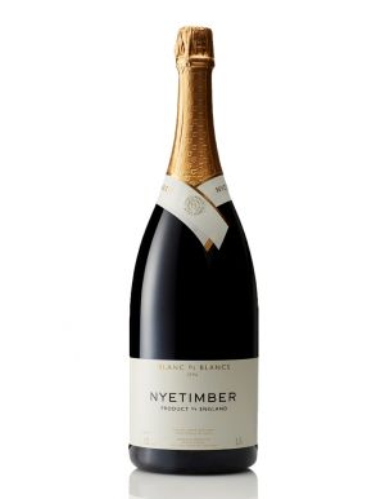 Nyetimber Blanc de Blanc 1996 Magnum Sparkling Wine 150cl