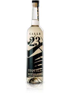 Calle 23 ReposadoTequila 50cl