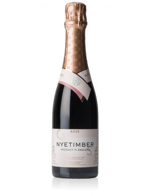 Nyetimber Rose Sparkling Wine NV Half Bottle 37.5cl