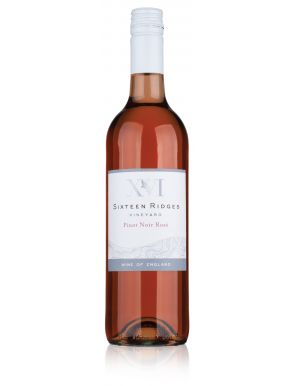 Sixteen Ridges Pinot Noir Rose 2014 English Wine 75cl