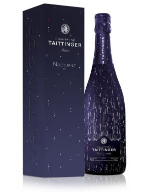 Taittinger Nocturne Sec Champagne City Lights Limited Edition 75cl