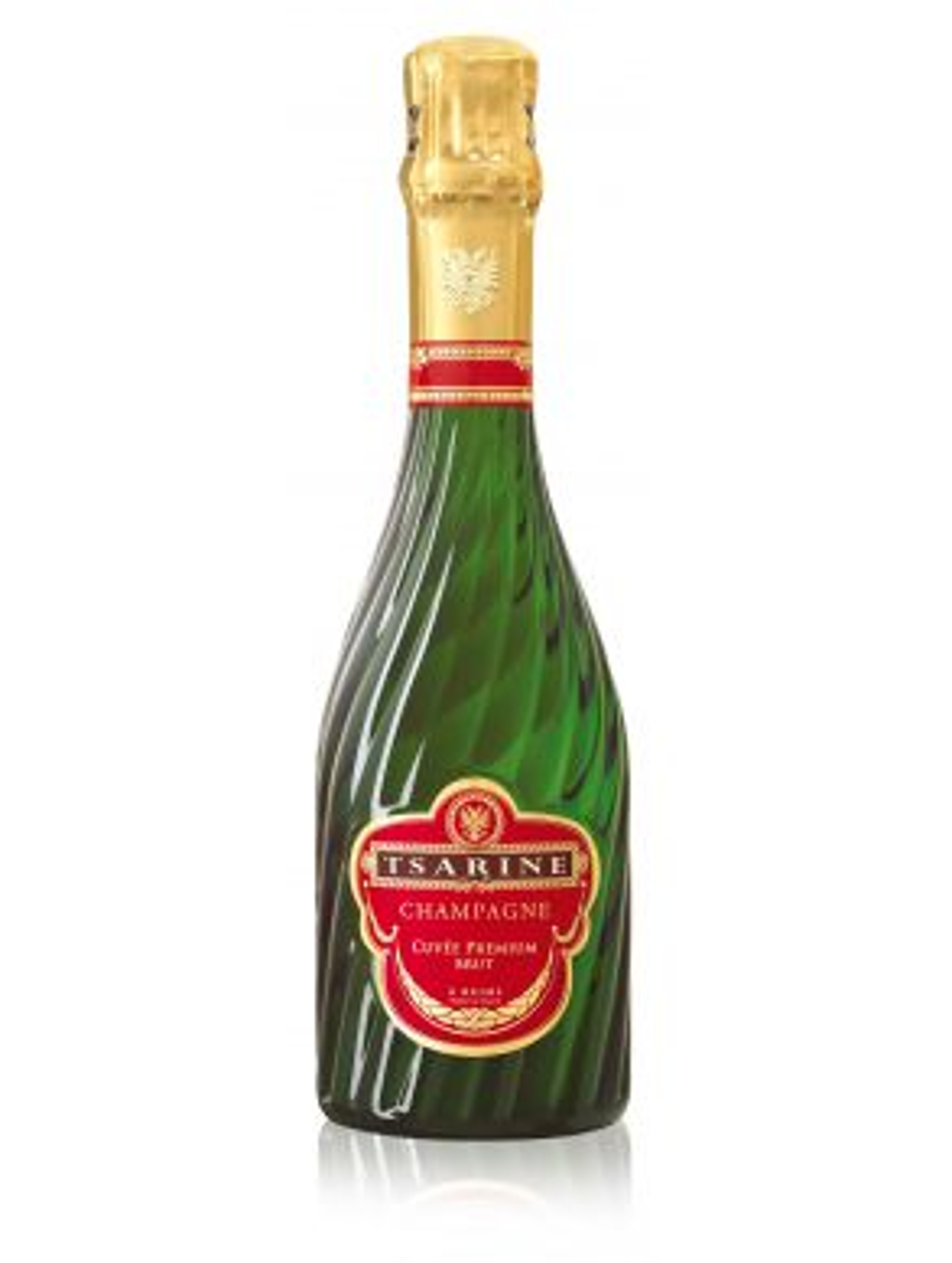 Tsarine Premium Cuvee Champagne Half Bottle 37.5cl