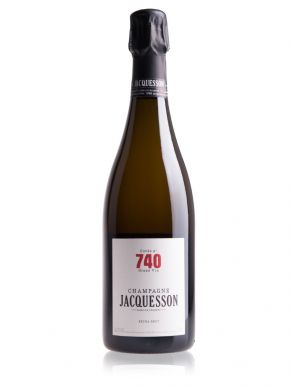 Jacquesson Cuvee 740 Extra Brut Champagne NV 75cl