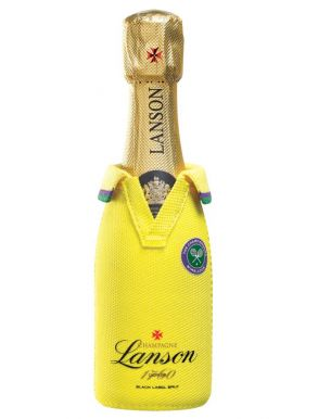 Lanson Black Label Champagne Wimbledon Tennis Ball Jacket 20cl