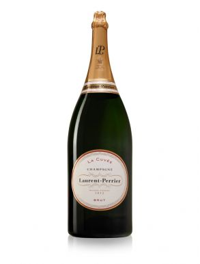 Laurent Perrier Balthazar Champagne NV 1200cl Wooden Box