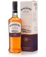 Bowmore 18 year old Islay Single Malt Scotch Whisky 70cl