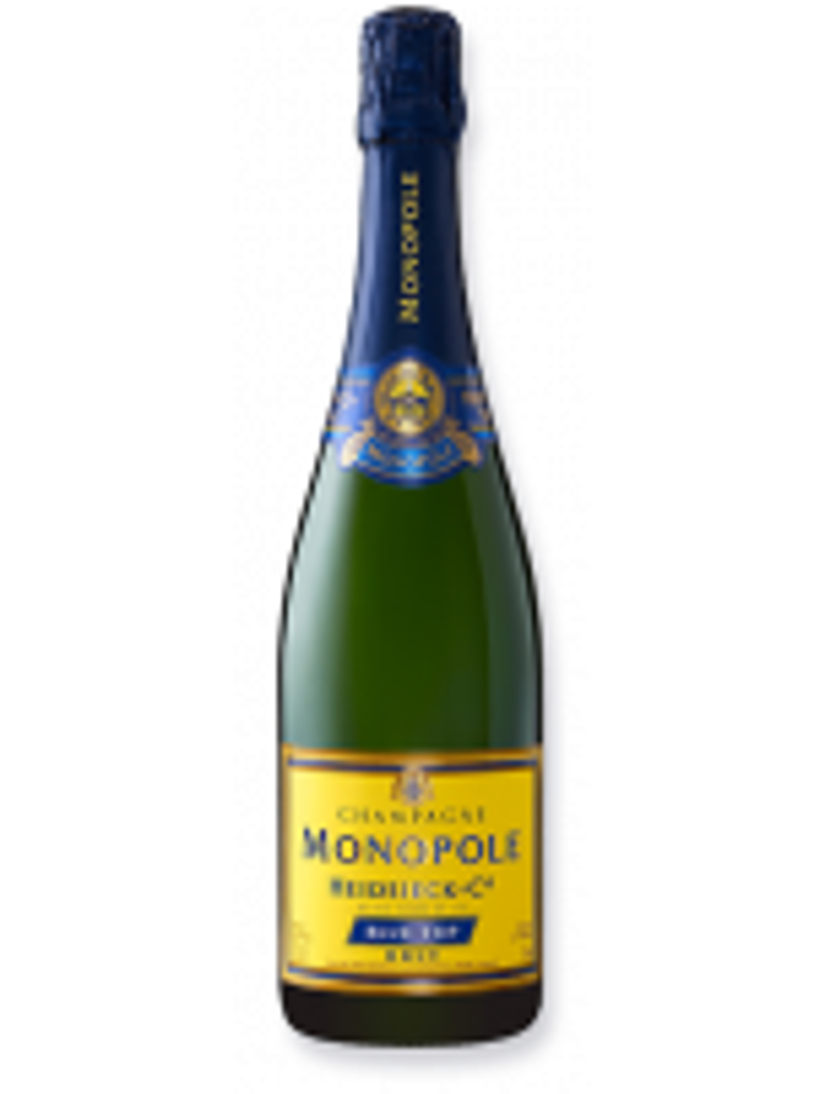 Heidsieck & Co. Monopole Brut Champagne Blue Top NV 75cl