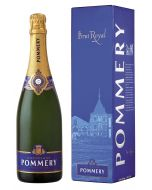 Pommery Brut Royal Champagne NV Gift Box 75cl