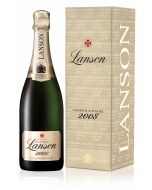 Lanson Gold Label Brut Millesime 2008 Champagne 75cl
