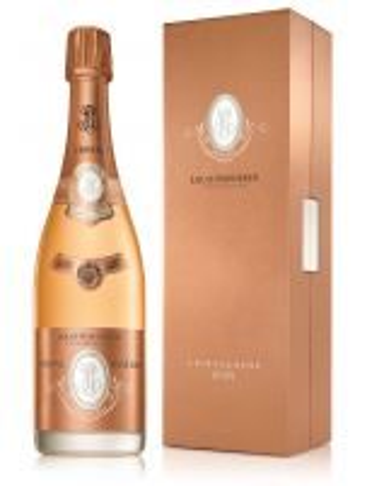 Louis Roederer Cristal Champagne Rose 2009 Vintage 75cl Gift Box