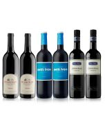 New World Red - Mixed Wine Case 6 x 75cl