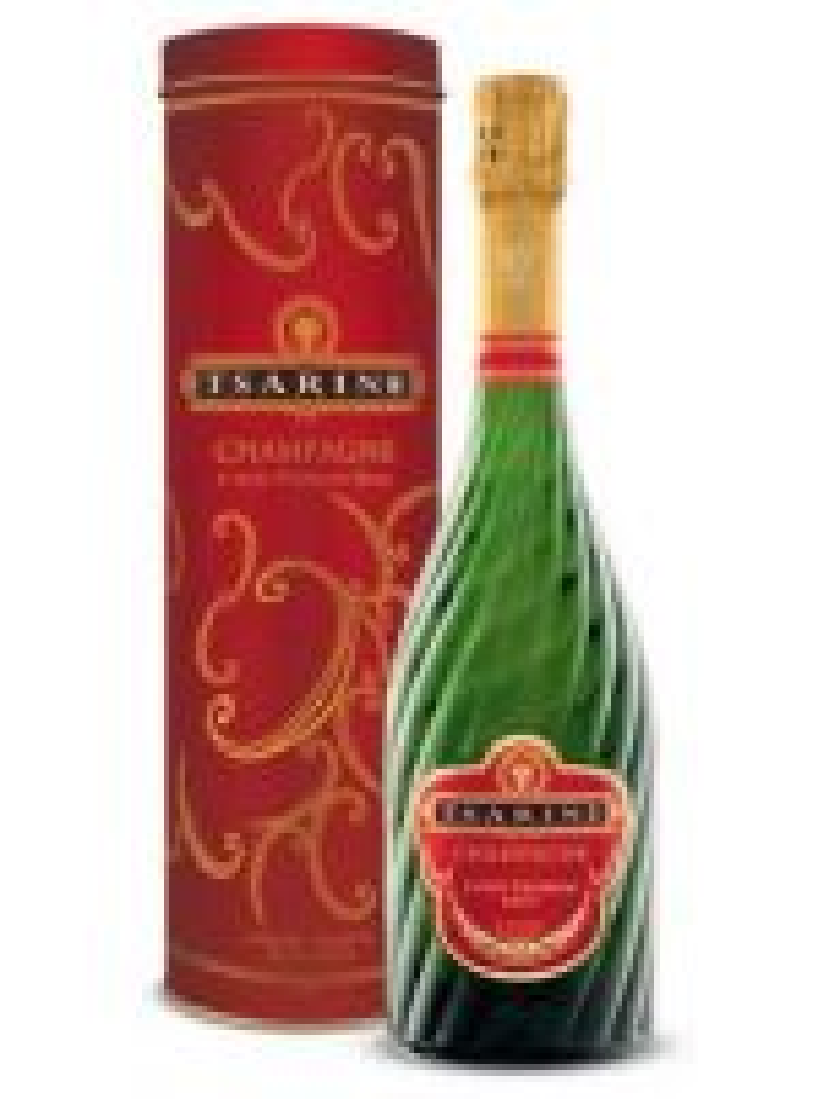 Tsarine Cuvee Premium Brut Non Vintage 75cl Tin Gift Tube