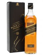 Johnnie Walker Black Label 12 Year Blended Scotch Whisky 70cl