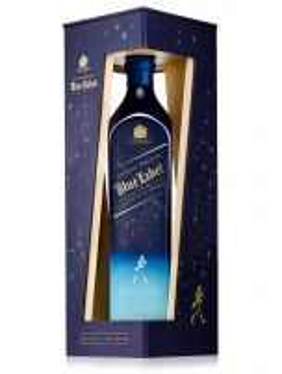 Johnnie Walker Scotch Whisky Blue Label Winter Edition 70cl