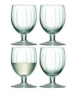 LSA Mia Recycled Wine Glasses 350ml (Set of 4)