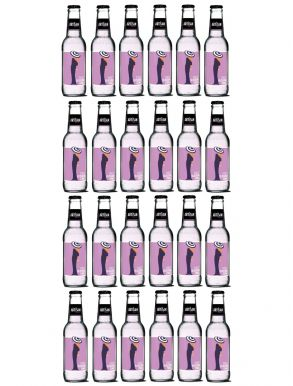 Artisan Violet Blossom Tonic Water 24 x 200ml