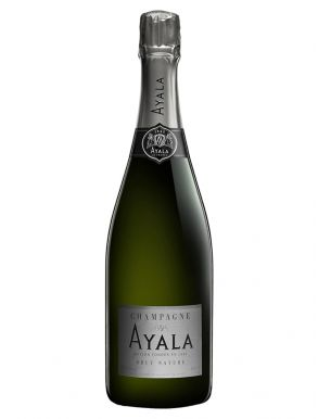 Ayala Brut Nature Champagne (zero dosage) NV 75cl