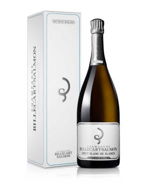 Billecart Salmon Blanc de Blancs Grand Cru NV Champagne 150cl