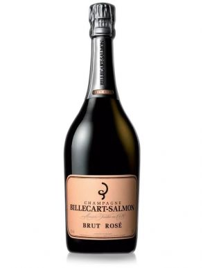 Billecart Salmon Brut Rose NV Champagne 75cl