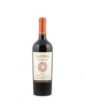 Caliterra Tributo Malbec Single Vineyard 2011 Red Wine Chile