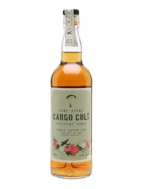 Cargo Cult Dry Spiced Rum 70cl