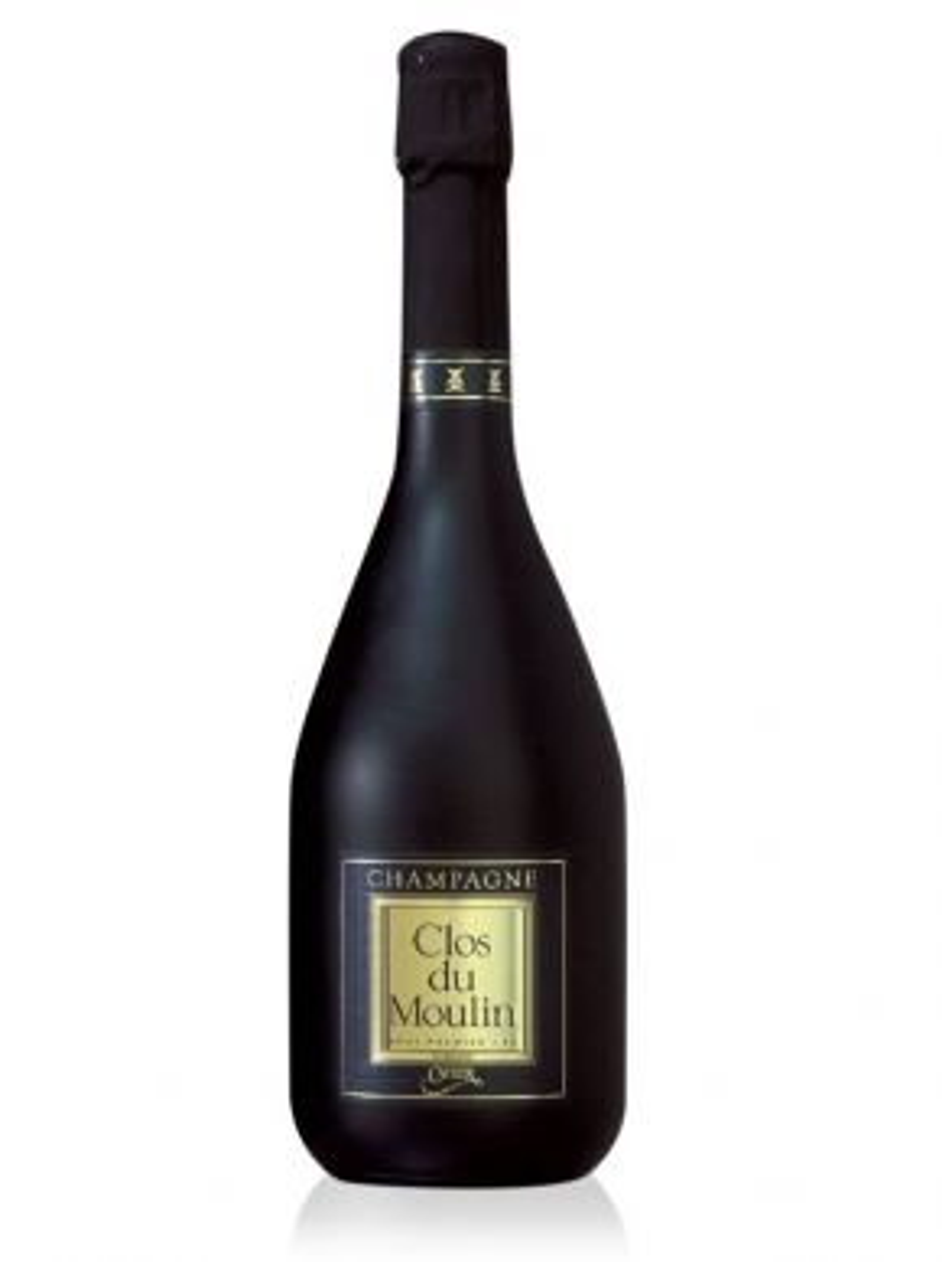 Cattier Premier Cru Clos du Moulin Champagne 2005/06/07 NV Gift Box