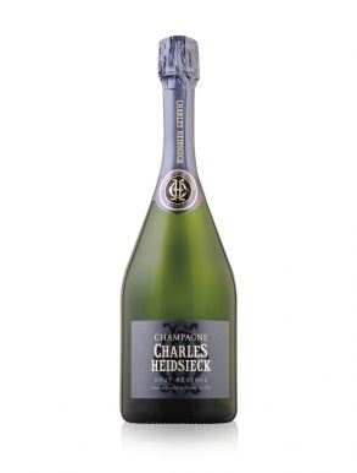 Charles Heidsieck Brut Reserve Champagne NV 75cl