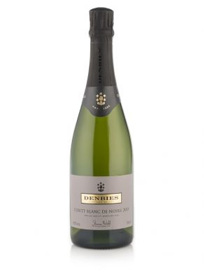 Denbies Cubitt Blanc de Noirs 2013 English Sparkling Wine 75cl
