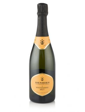 Denbies Whitedowns Cuvee English Sparkling Wine NV 75cl