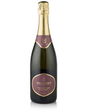 Denbies Whitedowns English Sparkling Rose Wine NV 75cl