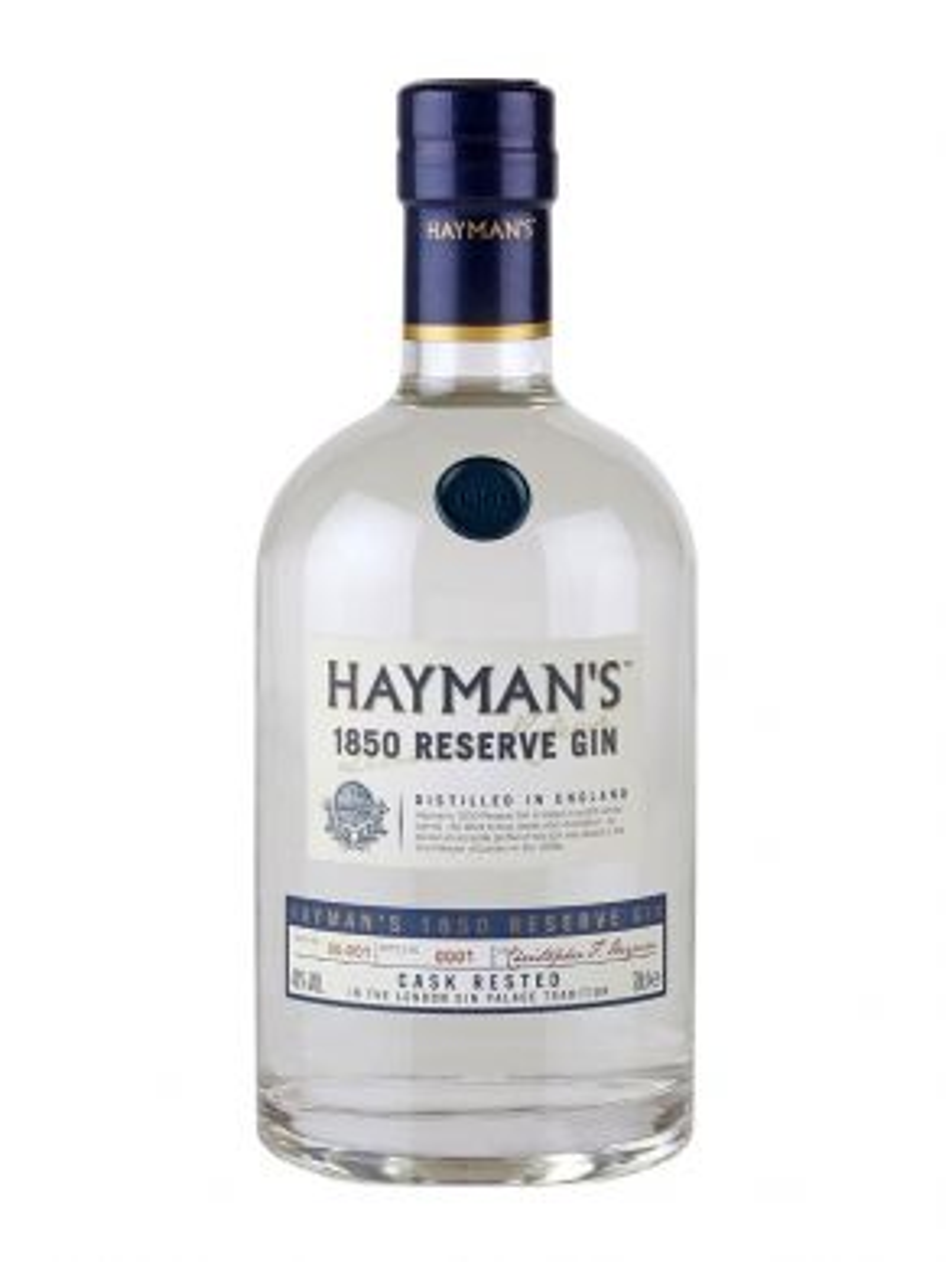 Haymans 1850 Reserve Gin 70cl
