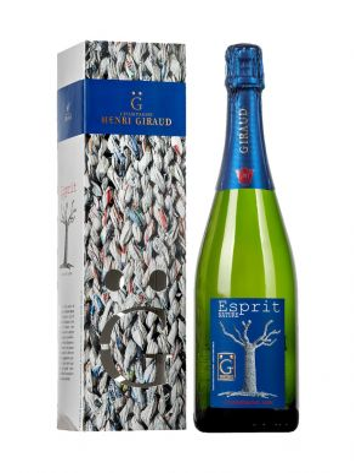 Henri Giraud Ésprit de Giraud Champagne NV 75cl