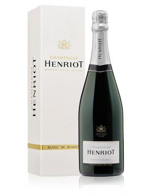 Henriot Blanc de Blancs Champagne NV (Gift Box) 75cl