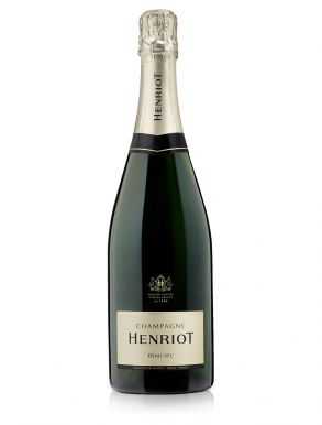 Henriot Demi-Sec Champagne NV 75cl
