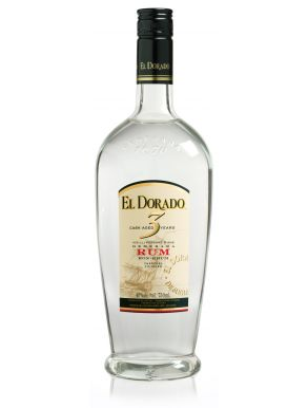 El Dorado Rum 3 Years Old 70cl