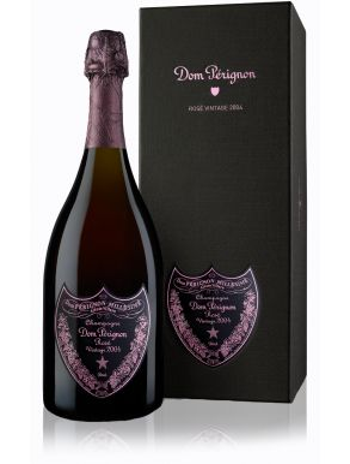 Dom Perignon 2004 Rosé Vintage Champagne 75cl
