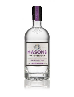 Masons Dry Yorkshire Gin Lavender Edition 70cl