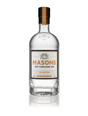Masons Dry Yorkshire Gin Tea Edition 70cl